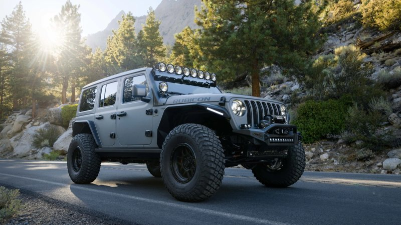 explore the largest collection of custom jeeps