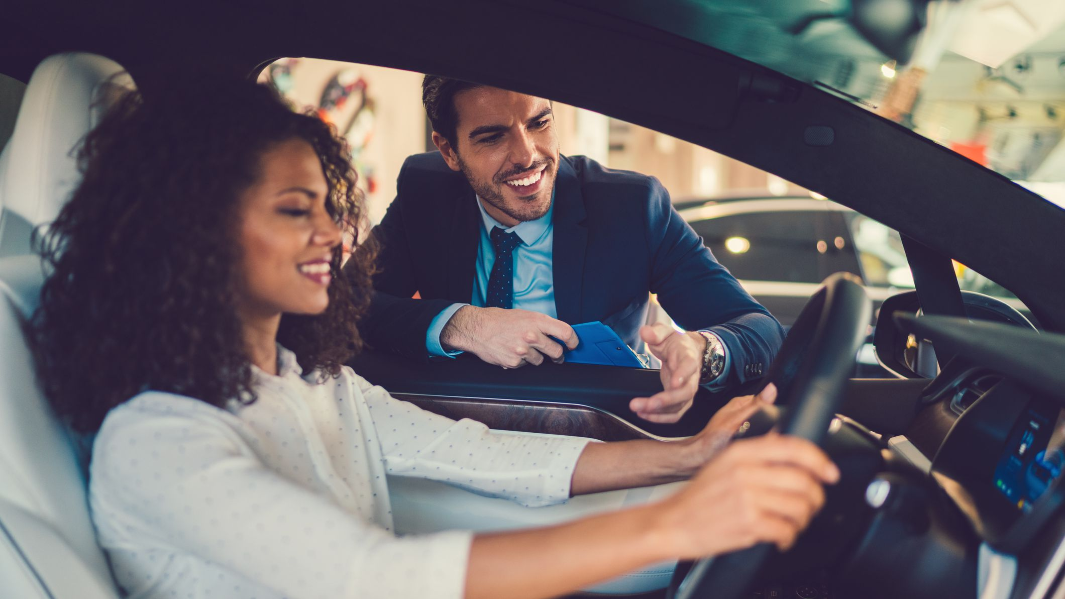 Steps you must have to follow while buying a used car